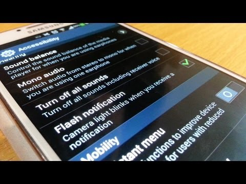 Flow Android App For Custom LED Notifications On Samsung Galaxy S3