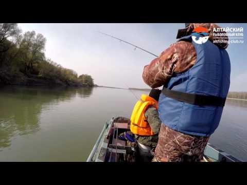 рыбалка на спускник