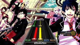 UVERworld - Core Pride | Ao No Exorcist [OP 1] | Clone Hero Chart