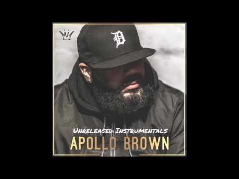 Apollo Brown | The Unreleased Instrumentals, Vol. 1 🎵 (Full Album)