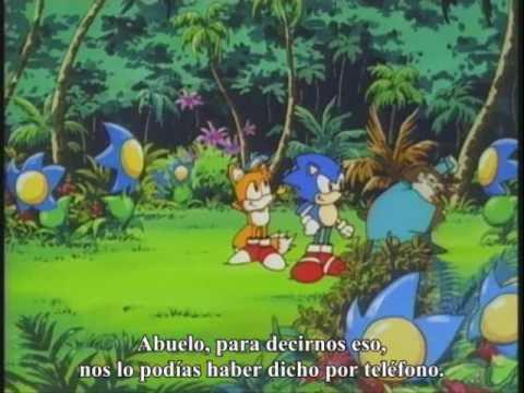 Sonic la pel�cula subtitulado en espa�ol parte 1