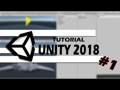 Tutorial de Unity 2018 #1 - Conhecendo a Engine