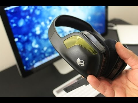 Skullcandy SLYR Gaming Headset (Unboxing And Overview)