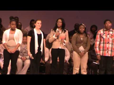 2013 MLK Celebration-Douglass Association Youth Leadership Program
