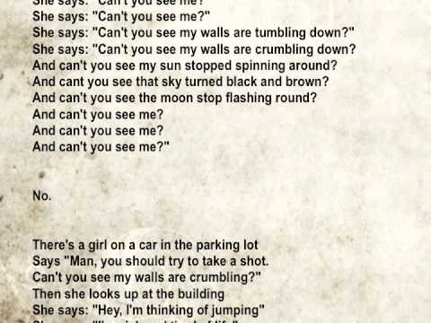 Counting Crows - Round Here (lyrics)