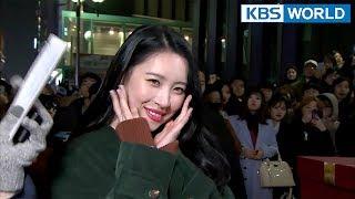 "Entertainment Weekly | 연예가중계 - SUNMI, Drama ""My Golden Life"", etc [ENG/中文字幕/2018.01.22]"