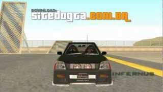 Isuzu D-Max GTA San Andreas