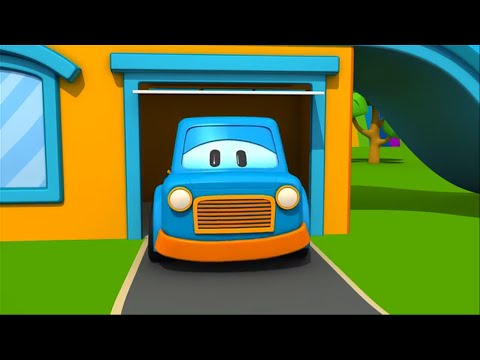Coches Inteligentes - Colores - Carros para niños