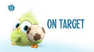 Angry Birds Blues   On Target - Ep13 S1 #NEW