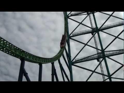 Kingda Ka Roller Coaster POV Off-Ride On-Ride Six Flags Great Adventure World's Tallest Fastest