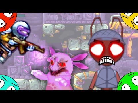 🐾 Планета зомби Лунтиков. #26! Атака мутанта шера. Мультфильм про зомбяков.