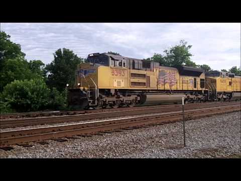 Solo Railfanning Bald Knob AR 6-6-14 Part 3