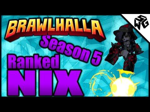 Season 5 Ranked Nix 1v1's - Brawlhalla Gameplay :: A New Road To Diamond!