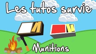 Unturned FR tuto survie : Ammunition magazine