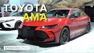 Toyota AMA With Jack Hollis: Camry TRD, Avalon TRD, Prius AWD-e, Corolla Hybrid, Supra - Sponsored