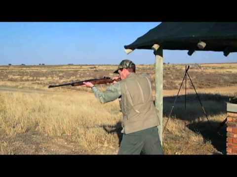 Kilimanjaro Custom Rifles Field Testing in South Africa