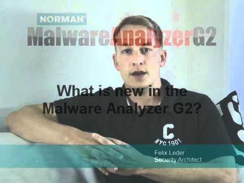 Norman Malware Analyzer G2