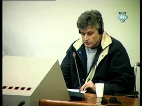 Priznanje krivice: Milan Simić
