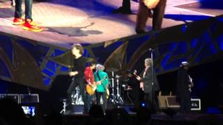 The Rolling Stones Video - The Rolling Stones Midnight Rambler Live in Auckland 22 November 2014