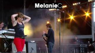 Watch Melanie C Protected video