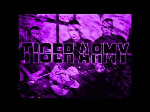 Tiger Army - Sea Of Fire
