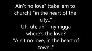 Watch JayZ Heart Of The City Aint No Love video