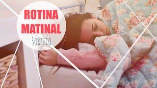 Rotina Matinal de Inverno + SORTEIO de produtos de beleza | Raquel Torres