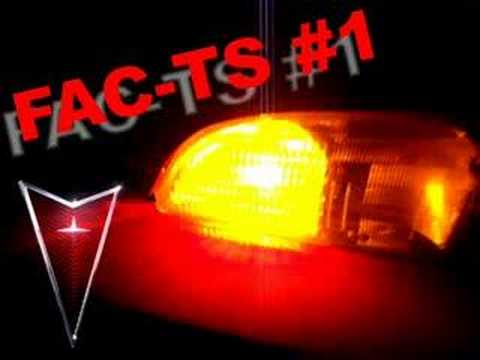 Original Light Configuration - Pontiac Trans Sport 94-96 US Video