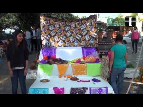 Día de muertos en Chapala
