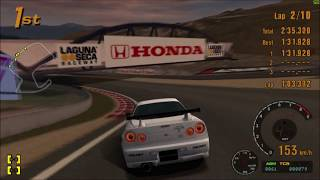 Gran Turismo 3 - 4WD Challenge [PRO] (+ Prize Car)
