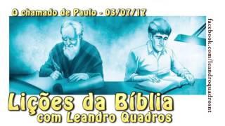Lições da Bíblia - Gálatas - A autoridade de Paulo e o evangelho - 02 - Semana Completa