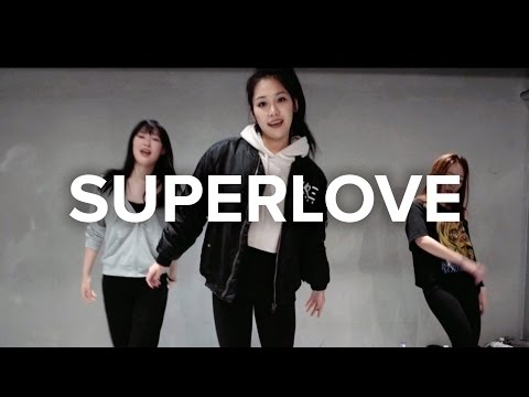 Superlove - Tinashe / Beginners Class