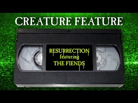 Creature Feature: Resurrection Promo 2005