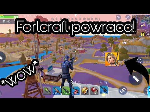 Nowa Gra Podobna Do FORTNITE Na Telefon! ]|[ Creative Destruction