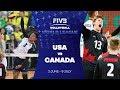 USA v Canada Highlights - Bronze medal match World League thumbnail