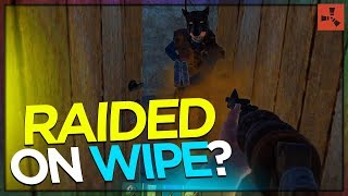 WIPE DAY IS HERE SOLO VANILLA RUST 1 S17