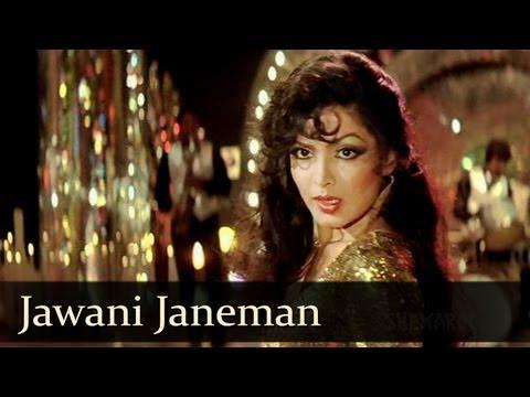 Namak Halaal - Jawani Janeman Haseen Dilruba - Asha Bhosle video