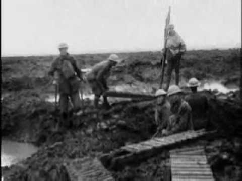 The Battle of Passchendaele, World War I