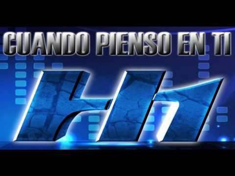 H1 - CUANDO PIENSO EN TI (SINGLE) CBBA - BOLIVIA 2013