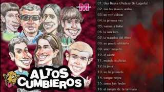 ALTOS CUMBIEROS CD ENTERO COMPLETO