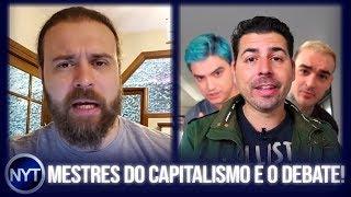 Nando Moura é chamado de MEDÍOCRE e COVARDE e Felipe Neto é ACUSADO de estar se escondendo