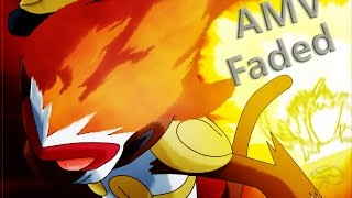 Pokemon - Tribute To Infernape AMV - Faded
