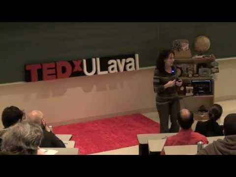 Solutions permanentes pour le remplacement tissulaire: Stephanie Proulx at TEDxULAVAL