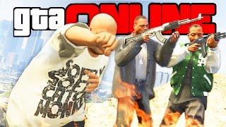 GTA 5 ONLINE (PC) - БРАТВА ДЕВЯНОСТЫХ! #107