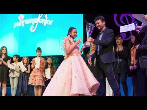 The Winner Italy Sanremo Junior 2017 - Lyodra