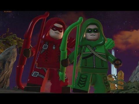 Lego Batman 3 Character Packs Lego Batman 3 Arrow Dlc Pack