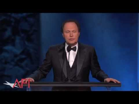 Billy Crystal salutes Mel Brooks at the 2014 Emmy Nominated AFI Life Achievement Award Show