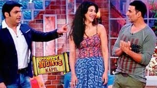 Comedy Nights with Kapil | Akshay Kumar Gabbar is Back SPECIAL | 26th April 2015 Episode