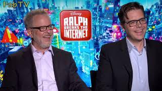 "Directors Of ""Ralph Breaks The Internet""  Phil Johnston, Rich Moore"