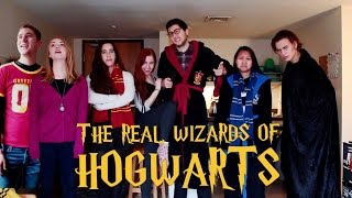 THE REAL WIZARDS OF HOGWARTS!